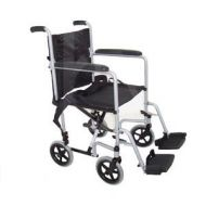 Economy Transfer Steel Wheelchair