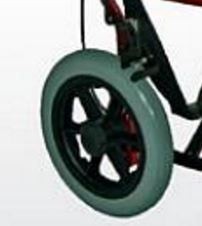 Z-Tec Full Complete Rear Wheel For A 600 601 A HB Transit