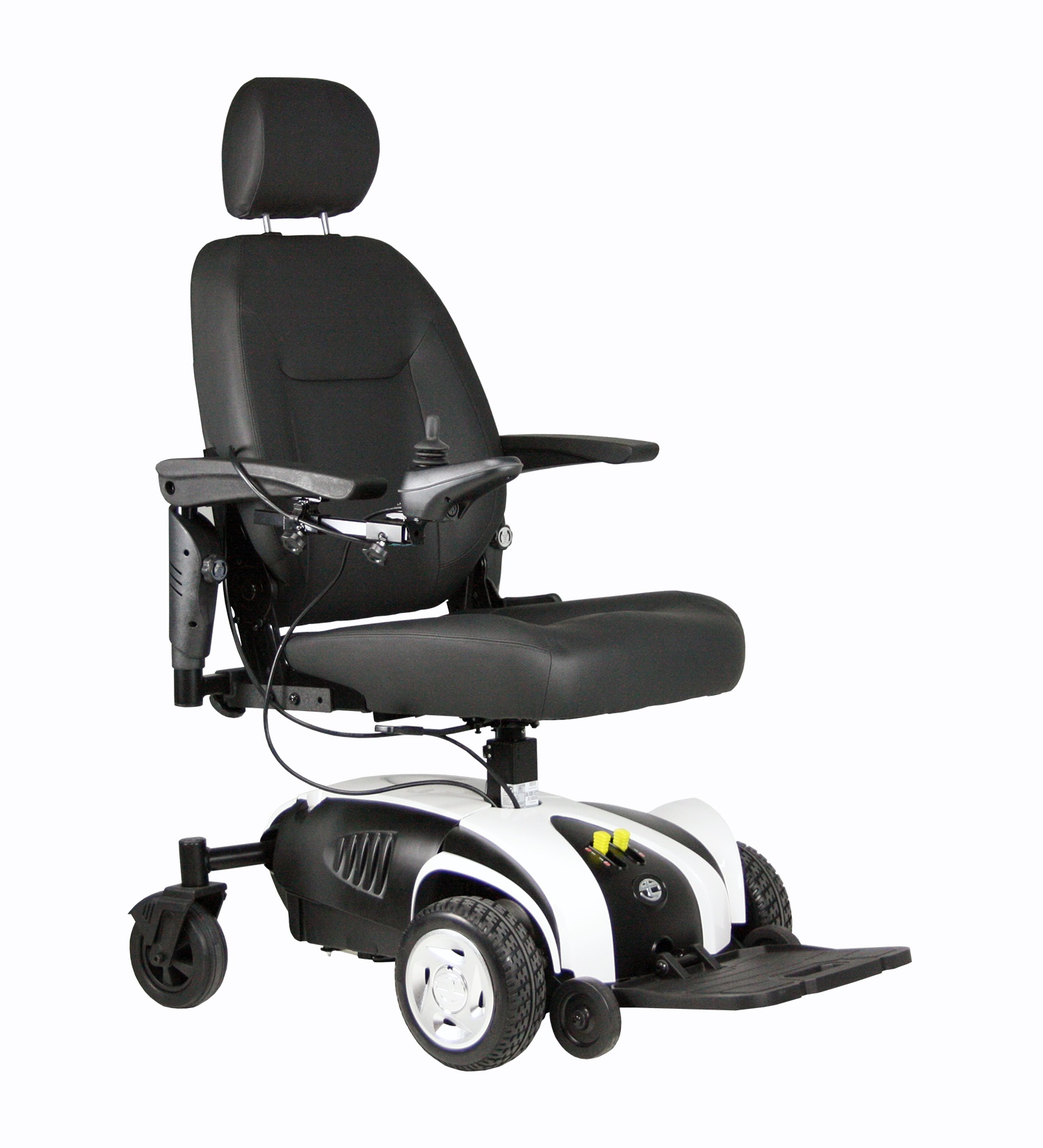 Travelux Venture Powerchair with Elevating Seat