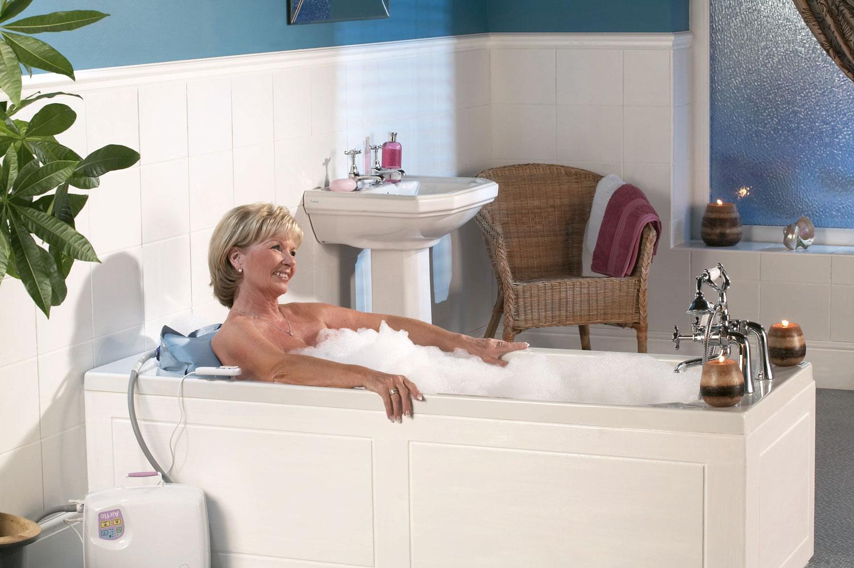 Mangar Bathing cushion Bathlift