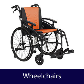 Wheelchairs - Travel or Transit - Self Propelled - Light Weight - Heavy Duty - Reclining Backs