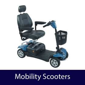 Scooters - Travel - 4mph Pavement - 6mph - 8mph - Heavy Duty - 3 or 4 Wheels