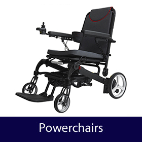 Powerchairs - Ex Demo , Pre-Owned, New, Car Transportable, Indoor or Outdoor