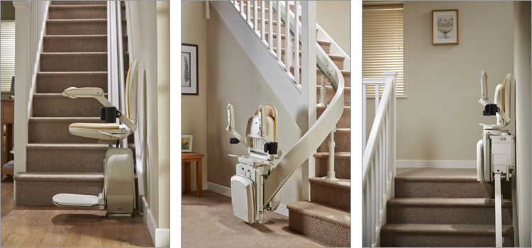 Acorn Stairlifts examples